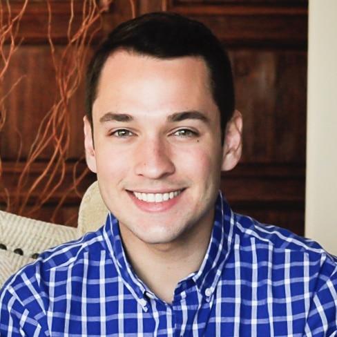 Portrait of Luke Halpin